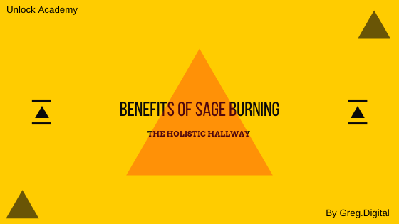 Benefits of Sage Burning