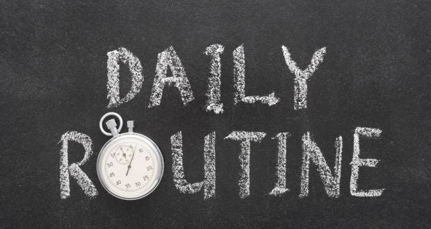 Let's tweak your daily routine