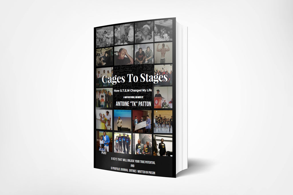 Cages To Stages: The Book