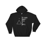Cars Don't Fly | Mens | Hoodie