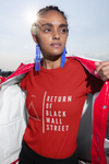 Black Wall Street | Womens |Tee
