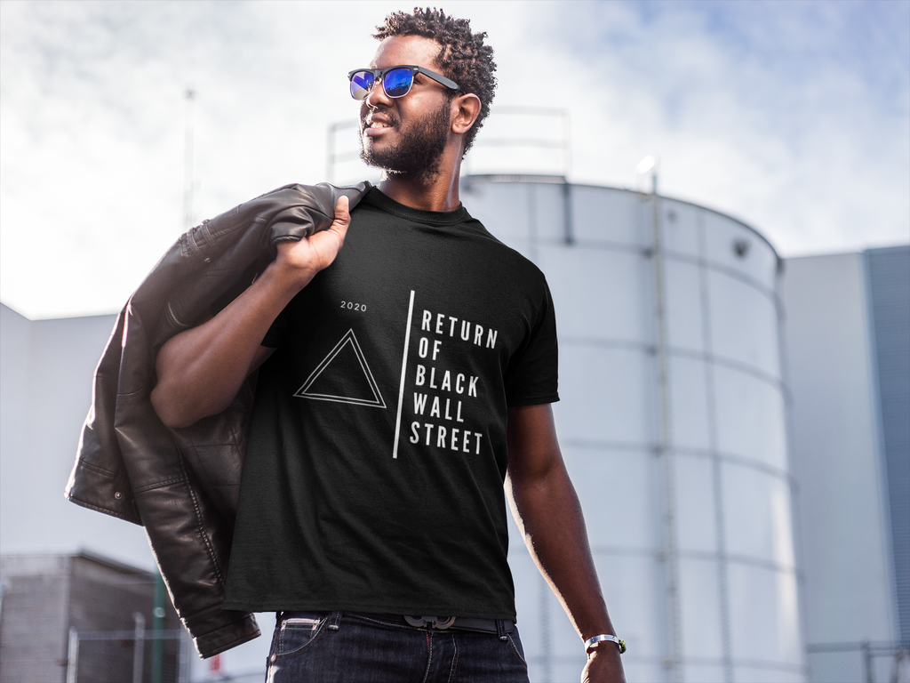 Black Wall Street | Mens | Tee