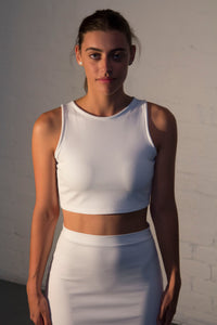 STAPLE Crop Top - Grace The Label
