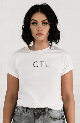 ☆☆ LIMITED EDITION: MELBOURNE Boyfriend Tee ☆☆ - Grace The Label