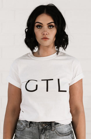 PRAHRAN Boyfriend Tee - Grace The Label