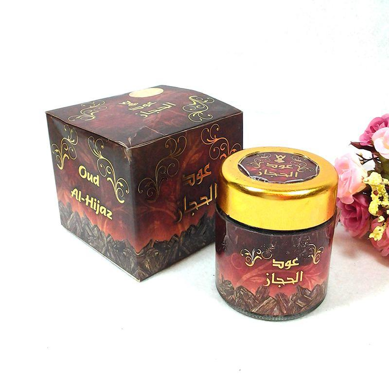 Oud AL-Hijaz Perfume Home Incense