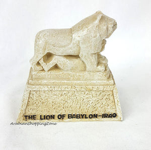 Table Declaration Lion
