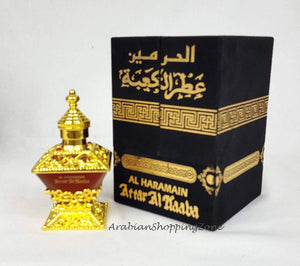 AL Haramain Perfumes Attar AL Kaaba Perfume Oil 25ml