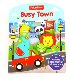 Fisher Price - Busy Town