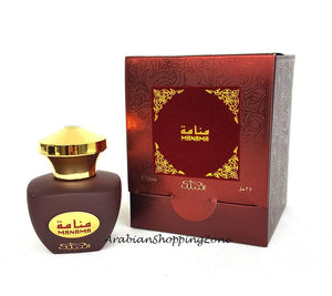 Nabeel MANAMA 25ml Concentrated Oil Perfume Alcohol-Free