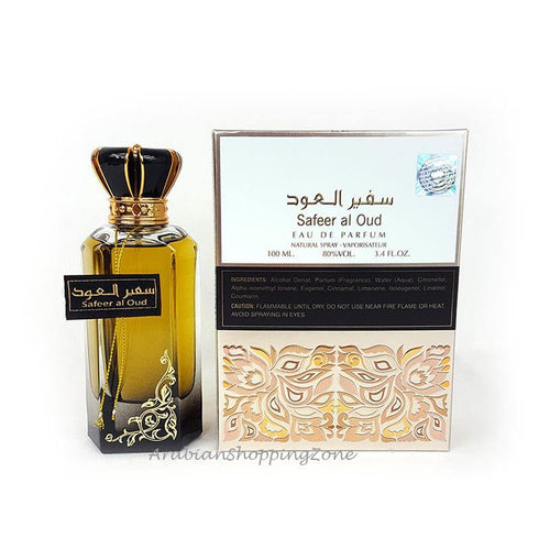 Ard AL Zaafaran Safeer AL Oud Ladies 100ml EDP