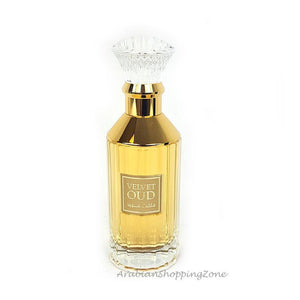Velvet Oud Unisex 100ml EDP by Lattafa Perfumes
