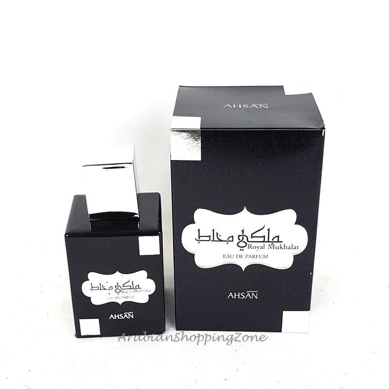 Royal Mukhalat (Unisex 100ml EDP) Ahsan
