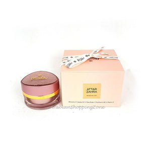 Attar Zahra Perfumed Body Cream 50g Sterling Estiara Passion Oriental