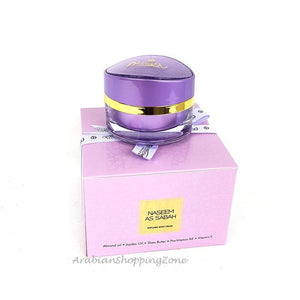 Naseem As Sabah Perfumed Body Cream 50g Sterling Estiara Passion Oriental