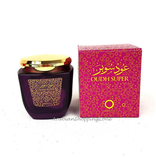 OUDH SUPER 50g Incense Bakhoor from Orientica