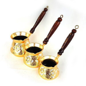 Lux Arabian Coffee Pot