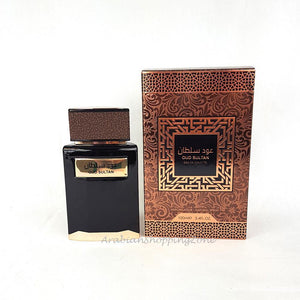 Oud Sultan Unisex 100ml EDT Spray Perfume by Areen