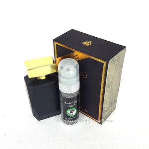 Raghba For Man Limited Edition Men 100ml EDP + Deodorant by Lattafa