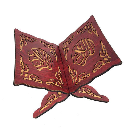 Wood Crafts Holy Quran Holder 10