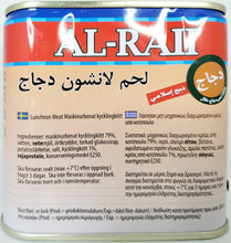 AL-Raii Luncheon Chicken Meat 340g