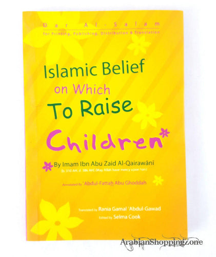 Islamic Belief on Which To Raise Child (English) from Dar AL Salam Pocket Size