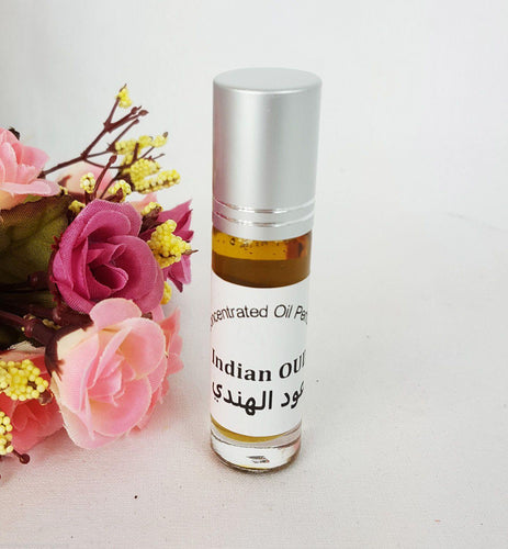 Indian OUD 6ml Grade A Concentrated Perfume Oil Attar Parfüm Parfum Parfümöl