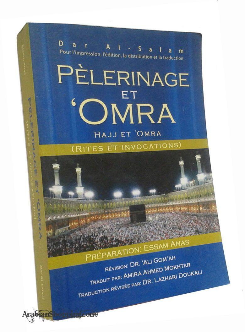 Pelerinage ET OMRA Hajj ET OMRA (Hajj and Umrah in French)