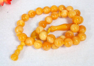 Star/Moon10mm Prayer Beads 33 Misbaha Tasbih Tasbeeh Islamic Salah Masbaha Thikr - Arabian Shopping Zone