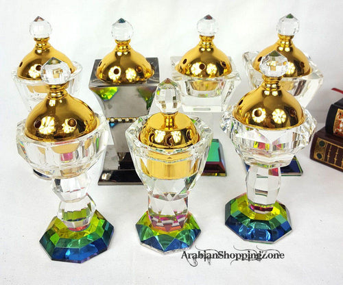 Crystal / Glass Nice Incense Bukhoor / Bakhour Burner