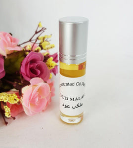 OUD MALAKI 6ML CONCENTRATED PERFUMES OIL ATTAR Parfüm Parfum Parfümöl