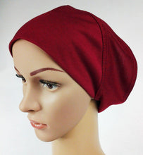 Cotton Tube Hair loss Headband Cap