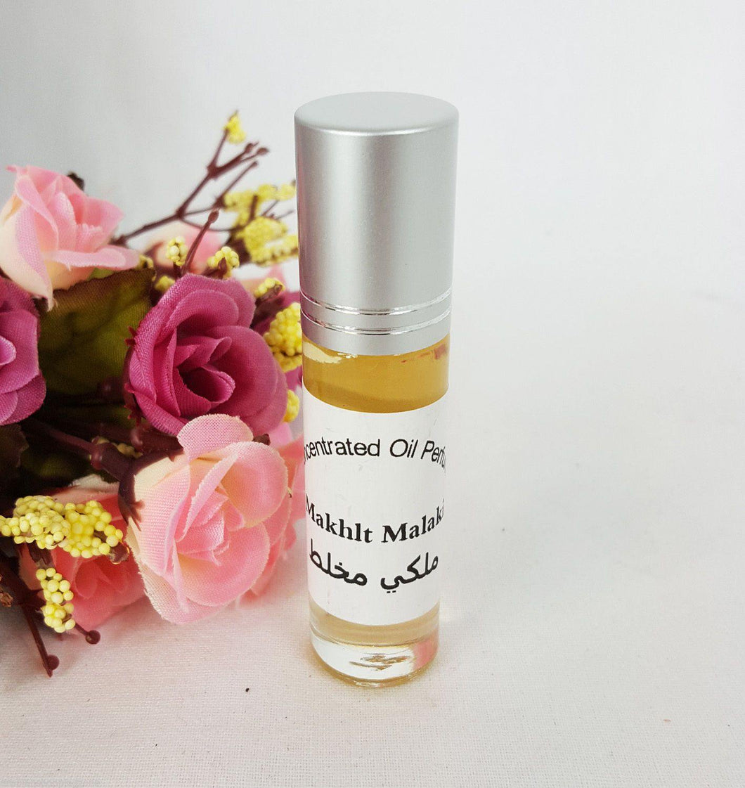 Mukhalat Malak 6ml Grade A Concentrated Perfume Oil Attar Parfüm Parfum Parfümöl