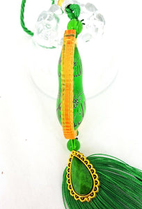 Colorful Islamic Car Hanging/Decoration Piece Ornament ALLAH (SWT) and MUHAMMAD (PBUH)