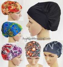 New Crystal Hemp Muslim Inner Hijab Caps Islamic Underscarf Hats Ninja Hija - Arabian Shopping Zone