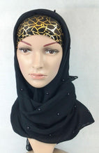 "NEW Square 43"" Women's Muslim Scarves Cotton Voile Shawl Wrap Hijab"