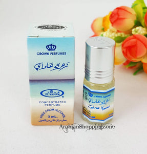 AL Rehab Perfumes Concentrated Perfume Oil Attar Parfum 3ml Collection - Islamic Shop