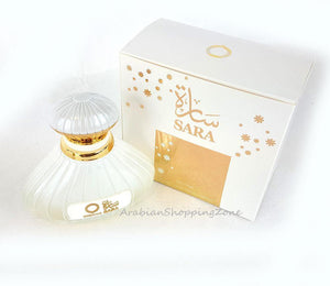 SARA SPRAY BY ORIENTICA 100ML NEW PERFUME RANGE (AL HARAMAIN) - Arabian Shopping Zone
