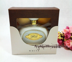 PRINCE OF DESERT / Ameer Assahra White 100ML Unisex Perfume Spray AL Rehab Gift - Arabian Shopping Zone