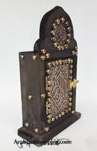 "Holy Quraan Koran Quran 14*10cm (6"") Arabic Mushaf with WOODEN HANDCRAFT BOX - Arabian Shopping Zone"