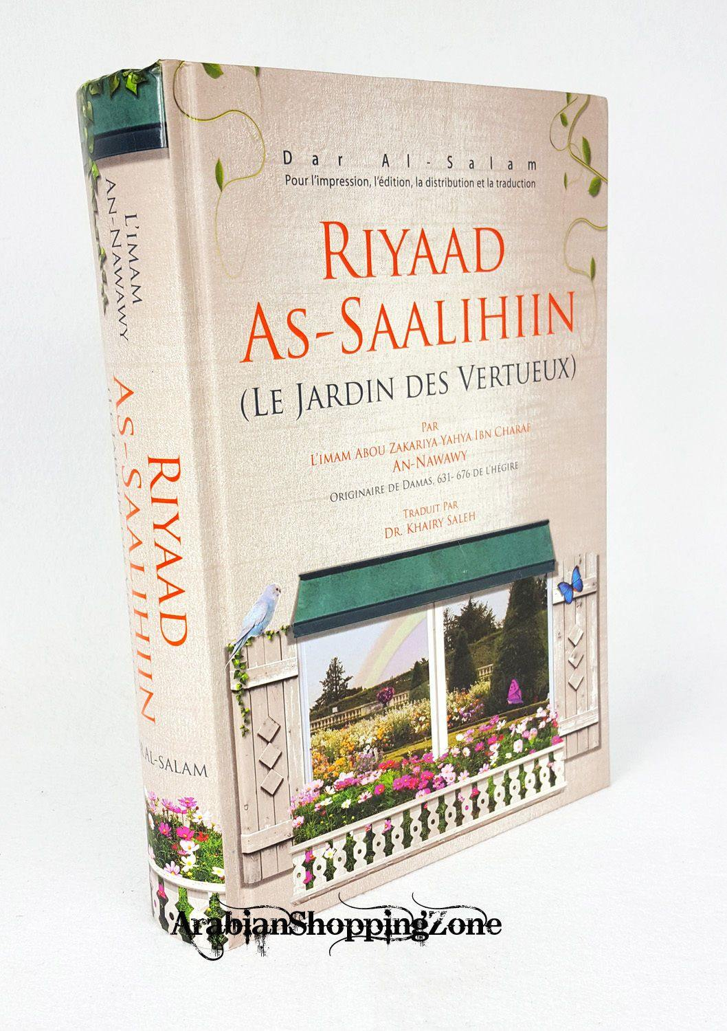 Riyaad As-Saalihiin in French - Arabian Shopping Zone