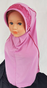 NEW Viscose Baby Kids Children Hijab Islamic Scarf Shawls 3-6T
