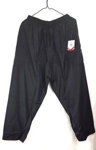 Black Men Islamic Pants Serwal