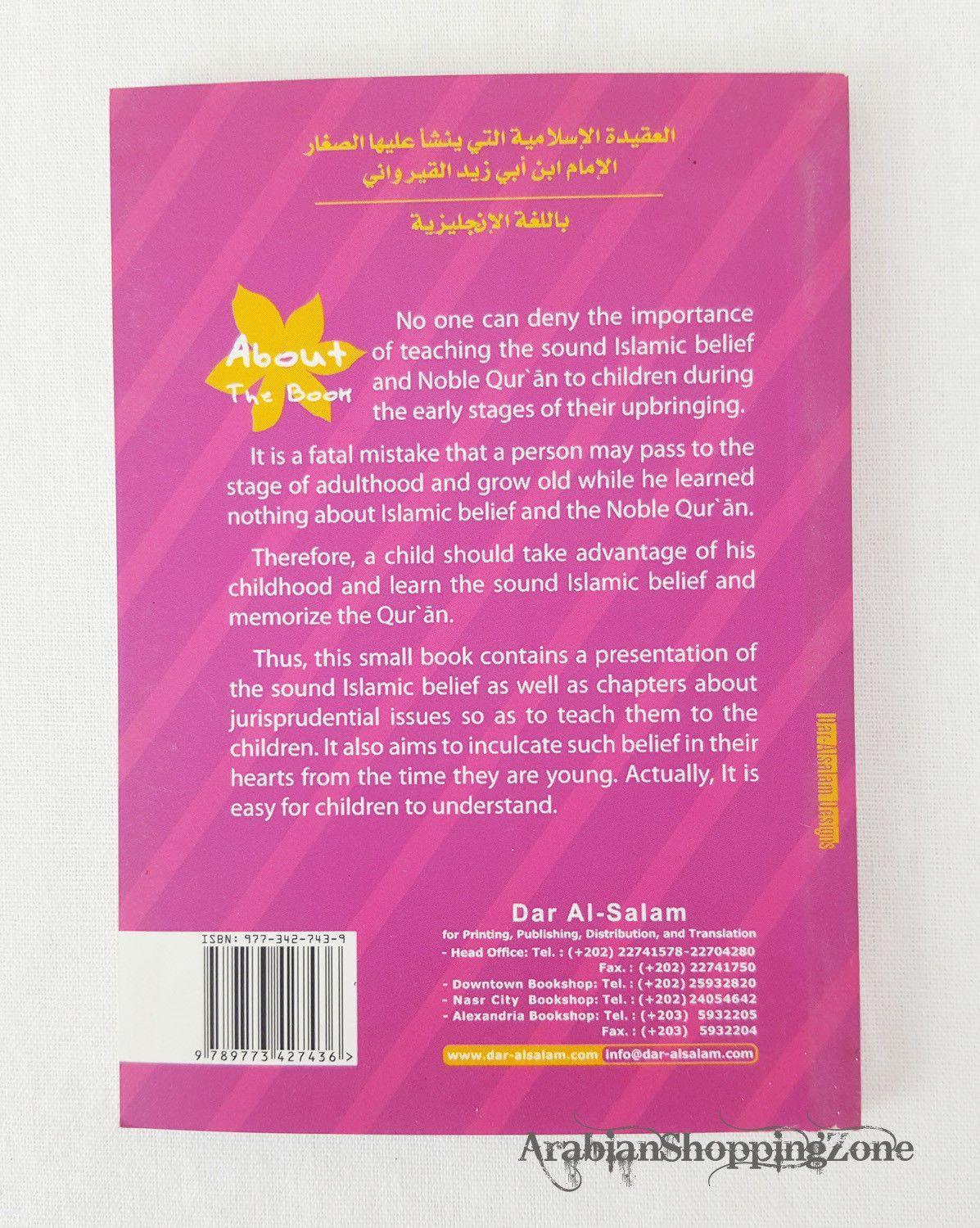 Islamic Belief on Which To Raise Child (English) from Dar AL