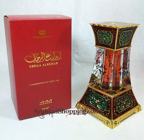 AL Rehab Perfume Ebdaa AL Rehab 20ml Unisex Arabian Oil - Islamic Shop