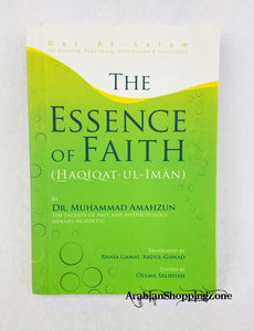 THE ESSENCE OF FAITH (English) from Dar-Alsalam Pocket Size