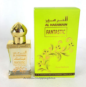 AL Haramain Attar 12 ml Concentrated Oil Perfume - Islamic Shop