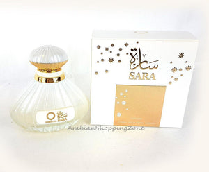 Sara Spray Perfume Orientica 100ml EDP Spray Perfume