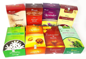 "Vedic Aromatika Natural Incense Sticks 8"" - 12 sticks  Encens"