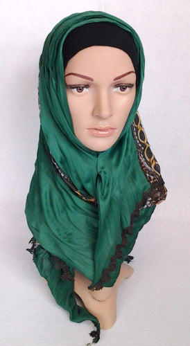 Stylish Women's Muslim Scarves Shawl Wrap Hijab